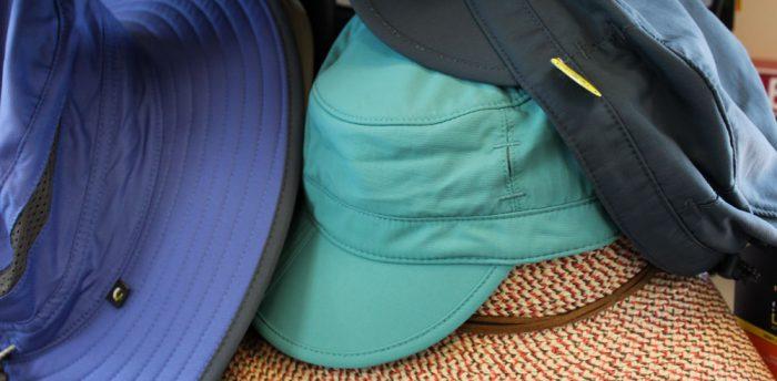 gardening & sun hats
