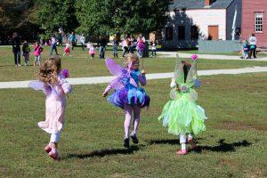 portsmouth fairy garden tour